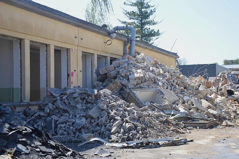 Wo einst der Entdecker der Kernspaltung forschte - Alte Kernchemie der Universität Mainz wird abgerissen - Auftakt für Neugestaltung der Campusmitte