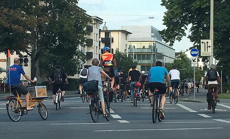 Mainz sucht wieder Stadtradler: Aktion Stadtradeln vom 12.8. bis zum 1.9.2017 - Auftakt mit 2. Fahrrad-Filmfestival