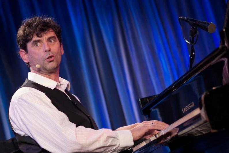 Kabarettist Axel Pätz - Foto www.archiv-heine.com