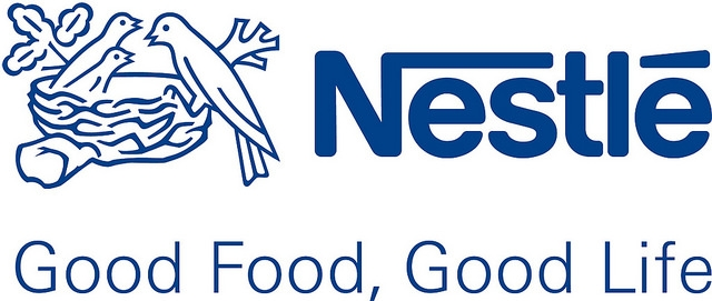 Logo Nestlé Good Food Good Life