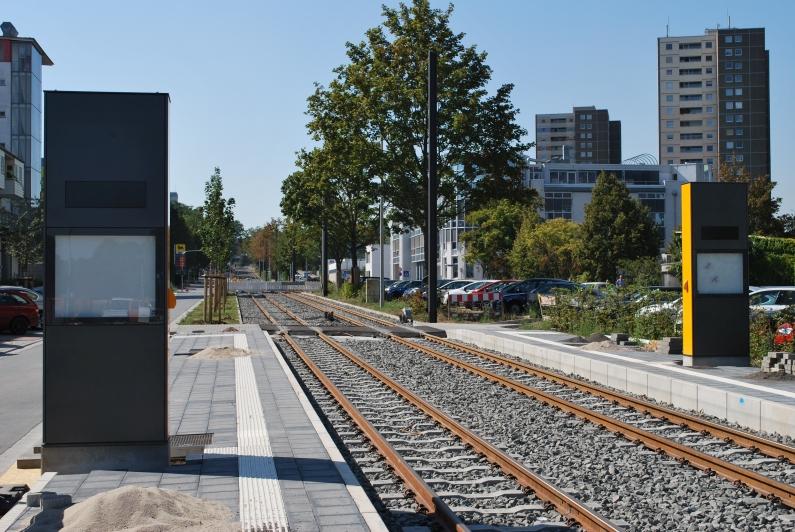 Bahn frei für die Mainzelbahn: Einweihung am Samstag, am Sonntag kostenlos fahren