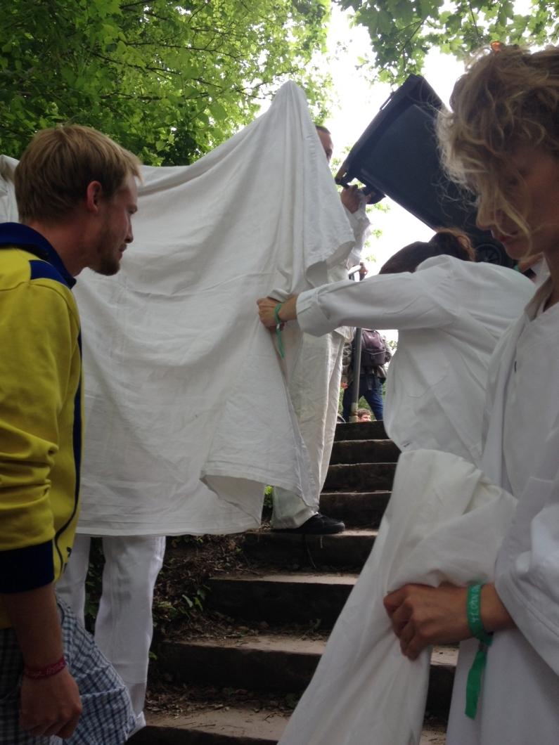 Open Ohr 2015: Flüchtlinge, Nina Hagen und ganz viele Leute