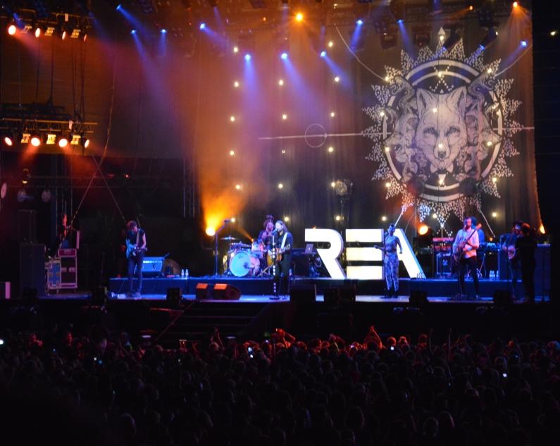 RLP Open Air - Rae Garvey auf Bühne - Foto: gik