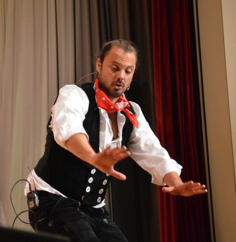 GCV feiert 125 Jahre und entführt mit genialen Kammerspielen höchstnärrisch in Kneipe zum Xaver