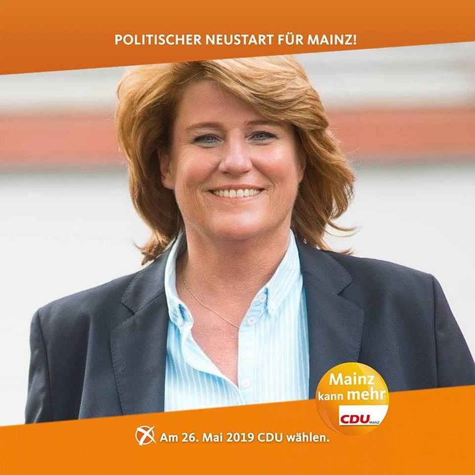 """""""Wir bauen neue Brücken für Mainz"""" - Mainzer CDU zieht mit Infrastrukturprojekten in Kommunalwahl - Endspurt mit Rotem Sofa"""
